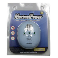 Maximal Power Multi Function Ultrasonic Repeller for Mosquitoes, Cockroach, Rats