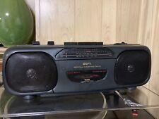GPX Gran Prix Cassette Player Recorder AM/FM Radio C920 Mini Boombox Stereo