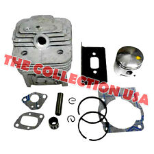 49CC CYLINDER PISTON KIT 44MM, PIN 10MM FOR GAS SCOOTERS. (OR UPGRADE FOR 43CC