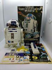 STAR WARS VINTAGE r2d2 R2-D2 SUPER CONTROL WITH ORIGINAL BOX 1978 TAKARA Japan