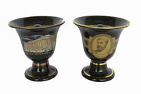 Pythagoras cup Parthenon Pythagoras black two quality cups