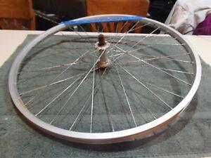 Weinmann 520  Alloy Bicycle Rim 26 inch 36 Spoke Silver W26X1/5/1.75 Joytech Hub