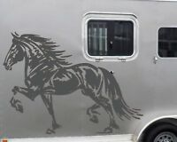 Friesian horse VER 3 Vinyl Wall Decal