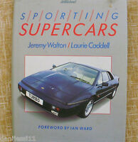 Sporting Supercars/ 1989/ Mcdonald & Co London/ Kevin Brazendale