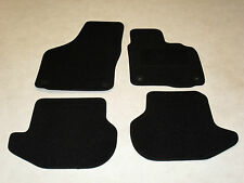 VW EOS 2006-on Tailored Fit Car Mats in Black