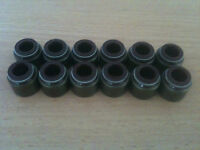 Valve Stem Seals to Suit Ford Falcon EA EB ED EF EL (12 pack) 8.7mm