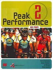 Peak Performance 2: HSC PDHPE by Darryl Buchanan, Donna O'Connor, Jo McLean etc.