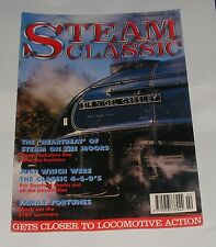 STEAM CLASSIC FEBRUARY/MARCH 1997 - THE 'HEARTBEAT' OF STEAM ON THE MOORS