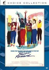 Fast Forward (1985) DVD JOHN SCOTT Clough,Cindy McGee ,DON Franklin TAMARA MARK