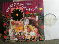 STRAWBERRY ALARM CLOCK THE strawberries mean love GERMANY Vinyl NM LP '87 rare!!