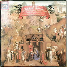 BACH: Weihnachts-Oratorium-NM3LP BOX FISCHER-DIESKAU/KURT THOMAS GERMAN IMPORT