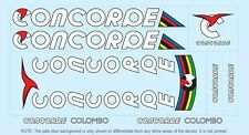 Concorde Bicycle Decals-Transfers-Stickers #4