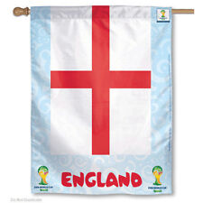 World Soccer England National Team FIFA World Cup House Flag