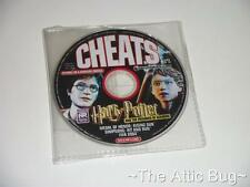 Nintendo Gamecube ~ Cheats by Action Replay ~ Harry Potter / Simpsons etc.