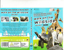 Walk On The Wild Side-2009-Tv Series UK-[Series 1-165 Minutes]-DVD