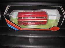 EFE 1:76 BRISTOL VR III DOUBLE DECKER  BUS  HEDUNGHAM  OLD SHOP STOCK  #20414