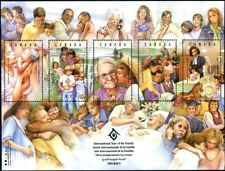 Canada Stamp #1523 - United Nations International Year of the Family (1994) NMH