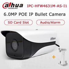 Dahua Starlight 6MP POE IP Camera IPC-HFW4631M-AS-I1 SD Slot Audio Alarm Camera