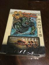 Legend Of The Five Rings CCG Stronger Than Steel Mantis Starter Deck