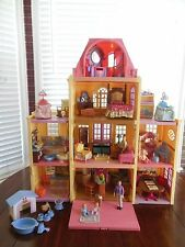 Fisher Price Loving Family Twin Time Grand Mansion Loaded Dollhouse Accessories