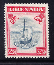 GRENADA George VI SG184 $2.50 - mounted mint. Catalogue £17
