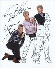 Stephen Tompkinson, Denis Lawson, Nigel Haver autographs - signed ART photo
