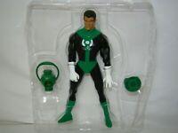 "D8 DC Direct Green Lantern Corps, John Stewart 6.5"" figure- 2002, DC Comics"