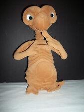"Vintage ET Plush Toy Figure 13"" Turning Head"