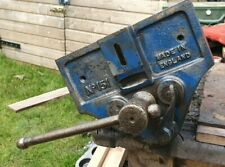 Suspected Rare PARAMO Under Bench Mounted Vice No.151 Woodworking Vise