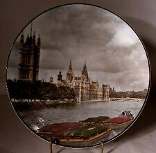 Royal Doulton china Houses Of Parliament Tc1029 collector Plate