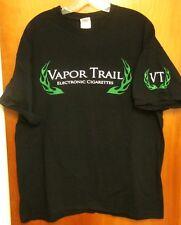 VAPOR TRAIL retail store Cigarettes tee XL tribal fire Buffalo T shirt vWo