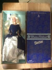 Barbie - WINTER VELVET - Special Edition Avon Exclusive - Mattel 1995 MIB