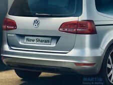 VW Sharan III 7N1 7N2 - Chrom Zierleiste Heckleiste Heckklappe Chromleiste
