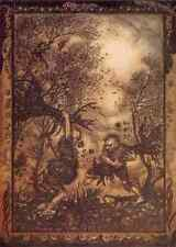 A4 Foto los cuentos de hadas de los hermanos Grimm de 1909 de 14 de impresión de cartel
