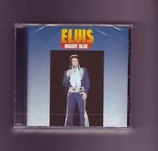 ELVIS PRESLEY CD MOODY BLUE HIS LAST STUDIO LP RARE AND DELETED