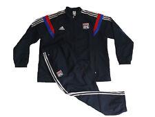 Adidas Olympique Lyon Chándal Pre Talla XXL Nuevo