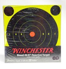 Birchwood Casey Shoot-n-c Self-adhesive Reactive Gun Targets w/ Repair Pasters