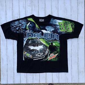 Chase Authentics Nascar Dale Earnhardt Jr Diet Mountain Dew Car #88 3XL 2012