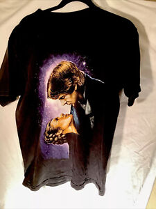 Star Wars T Shirt Vintage 1987-1994 Made In USA Large