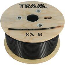 TRAM Tram Rg8x 500ft Roll Tramflex Coaxial Cable
