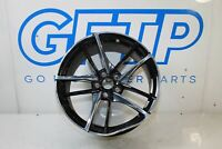 2020 A90 TOYOTA SUPRA OEM FRONT WHEEL RIM SINGLE ONE FACTORY STOCK HAS BEND