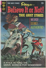 Ripley's Believe It or Not! Comic Book #6 Gold Key 1967 VERY FINE-