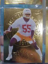 1995 Fleer Ultra Gold Medallion #322 Derrick Brooks Tampa Bay Buccaneers Card