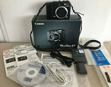 CANON POWER SHOT G7 10.0 MP DIGITAL CAMERA CHARGER BATTERY INSTRUCTIONS CARD