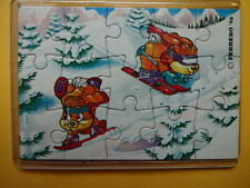 """1996 """" Puzzle """" Hanny Bunnys """" OR"""