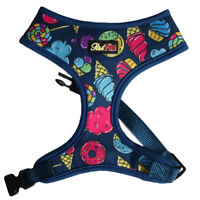 Sweet Treats Dog Harness - Dog and Puppy Harness - XS to XL - RichPaw