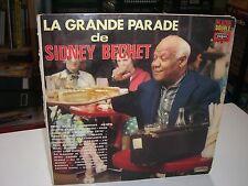DOUBLE 33 TOURS / DOUBLE LP--SIDNEY BECHET--LA GRANDE PARADE DE SIDNEY BECHET