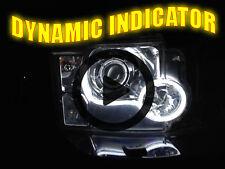 Flexible Lightbar Style DRL LED Daytime Running Lights Xenon White For Mercedes