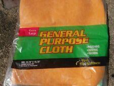 Orange All Purpose Cloth 23 x 18