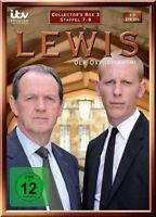 LEWIS-DER OXFORD KRIMI-(7-9) (COLLECTOR'S BOX 3) WHATELY K.,FOX L.  12 DVD NEU